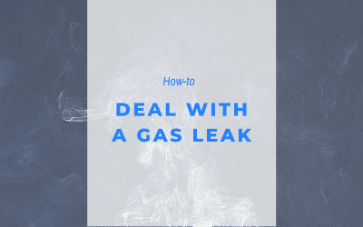What To Do When You Have a Gas Leak