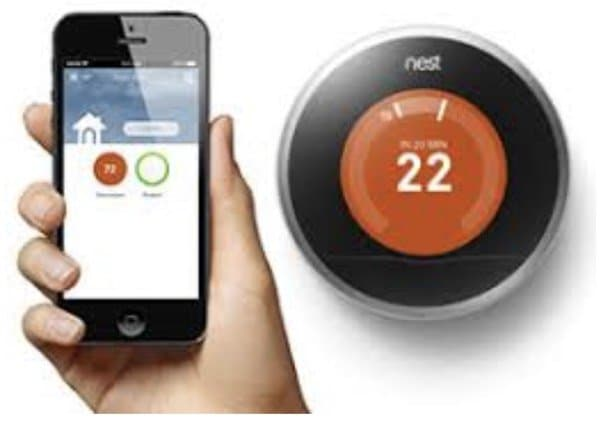 control your heating with smart controls