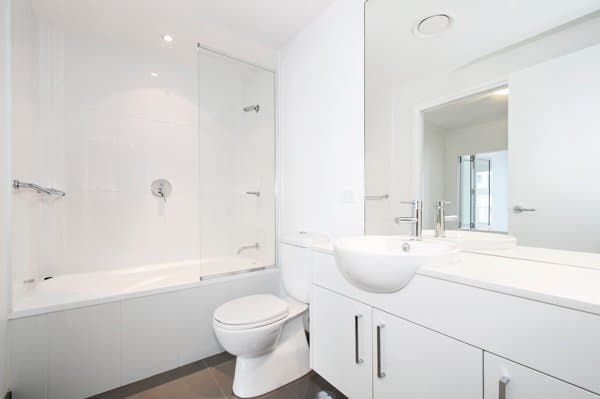modern bathroom installation & repairs