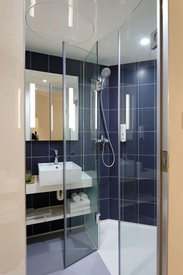 shower booster pump installation