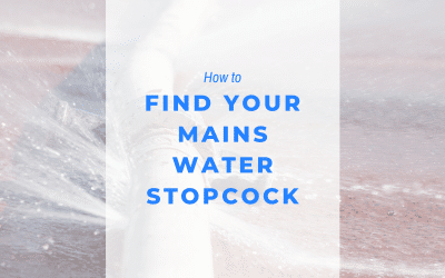 How to find your stopcock