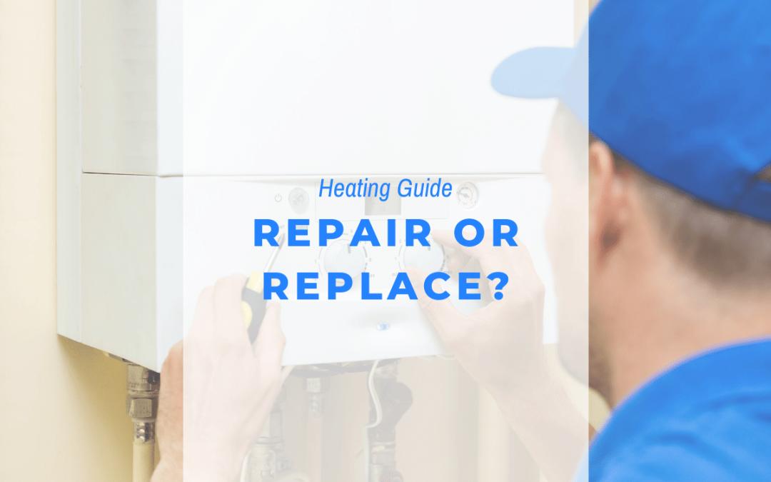 repair or replace boiler