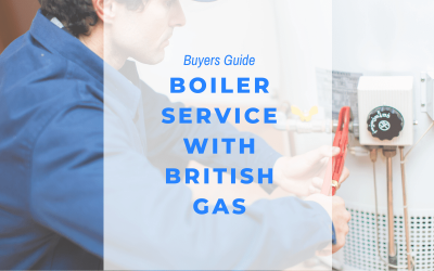 Boiler Service with British Gas
