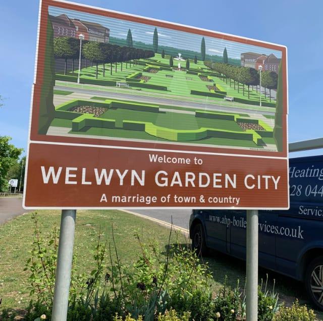 Plumber in Welwyn Garden City