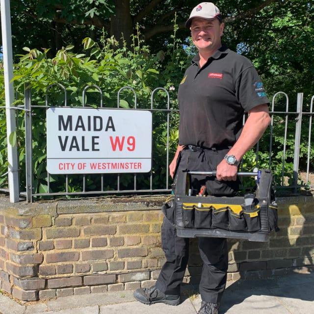 plumbers in maida vale