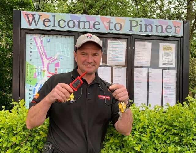 Pinner plumber