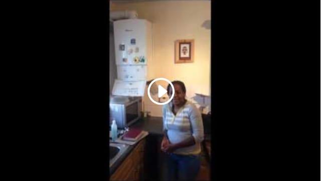 boiler servicing testimonial