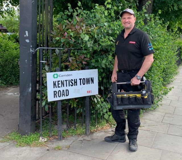 Plumber Kentish Town