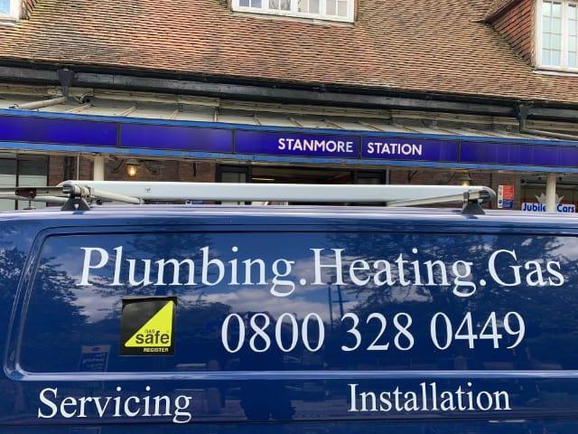 plumbing stanmore
